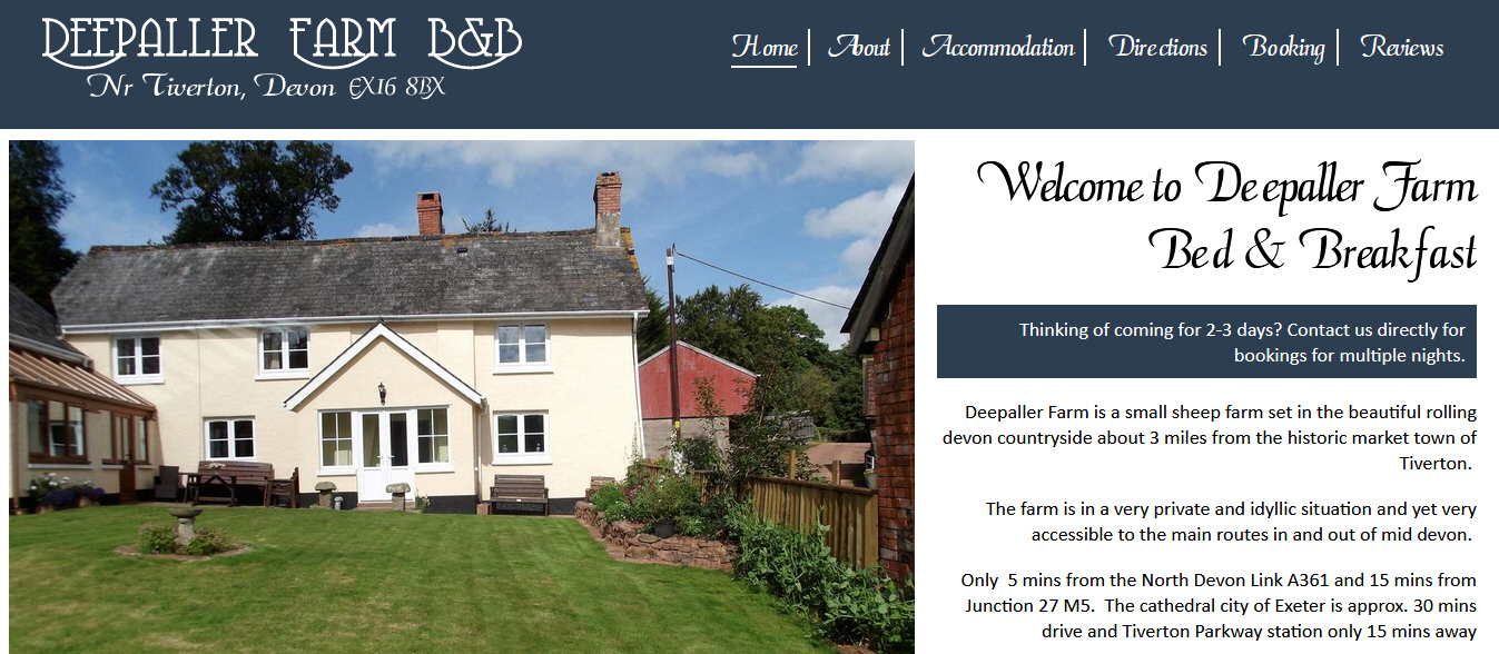 Deepaller Farm Bed and Breakfast